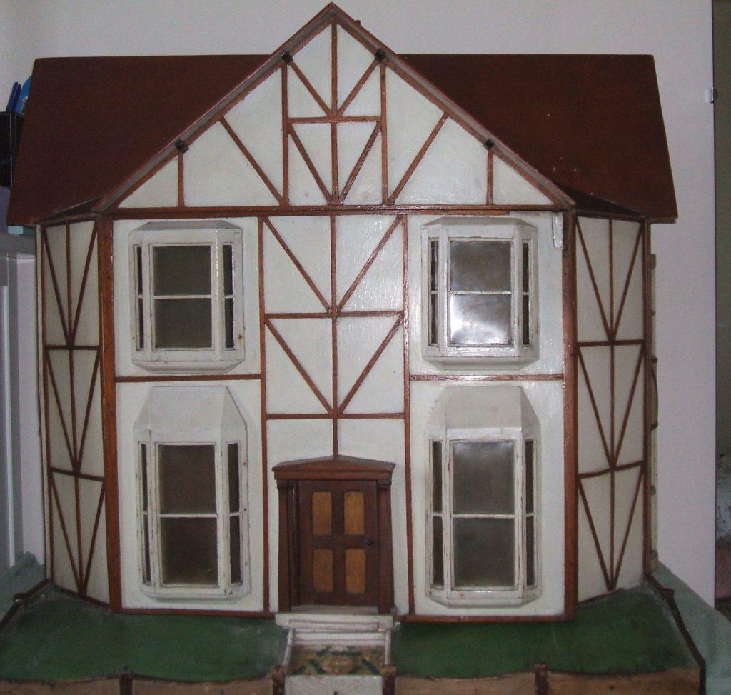 Doll's house on Jim's landing